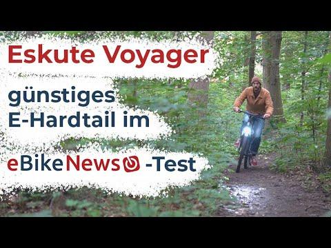 Schnäppchen E-MTB im Test - ist das Eskute Voyager zu gebrauchen?
