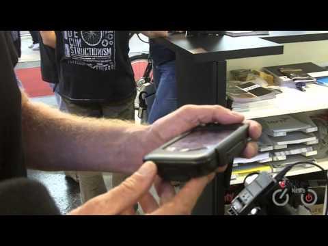 Eurobike 2011: BioLogic ReeCharge Case für das iPhone