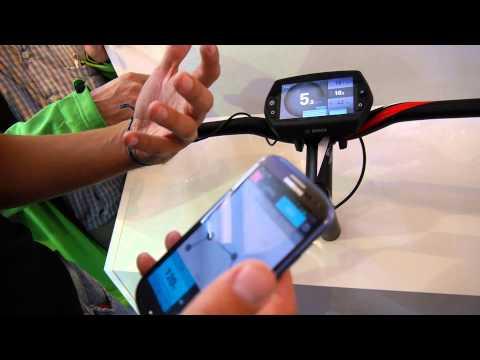 E-Bike Bordcomputer Nyon von Bosch