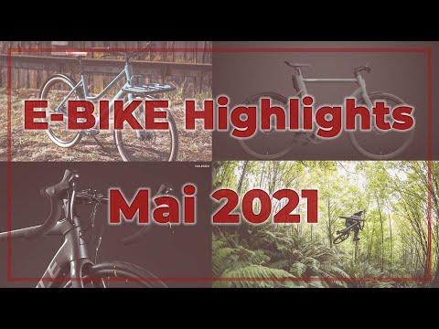 E-Bike Highlights Mai 2021 - Neuigkeiten und Angebote