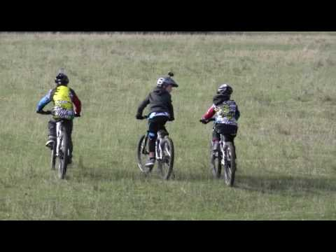 Drei Ben-E-Bikes in Aktion