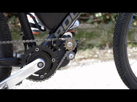 Lightest ebike kit - the most compact, light and affordable ebike system