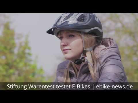 Stiftung Warentest testen 2016er E-Bikes