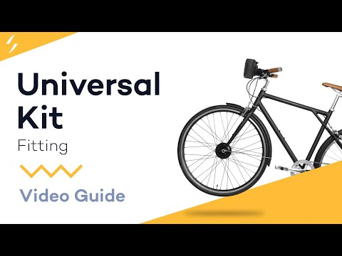 Swytch - How to Fit the Universal Kit