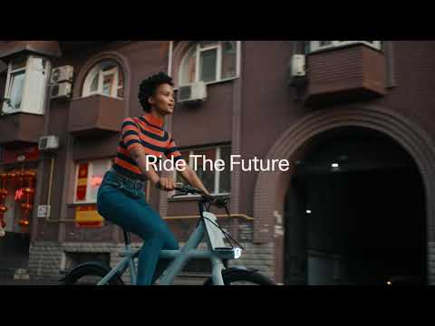 THE FUTURE IS FORWARDS | VanMoof