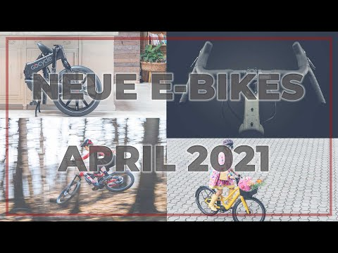 eBikeNews E-Bike Neuheiten und Highlights April/2021