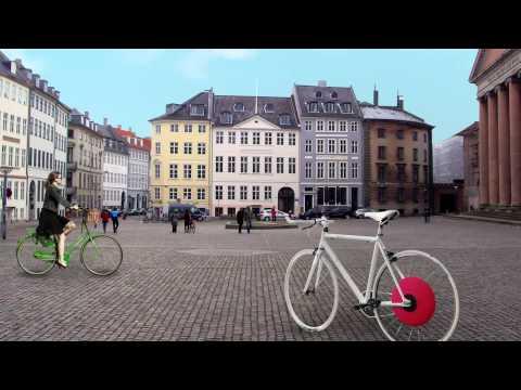 The Copenhagen Wheel - Teaser