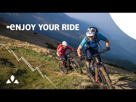 eNJOY YOUR RIDE - Perfekt ausgerüstet auf Deinem E-Bike | VAUDE