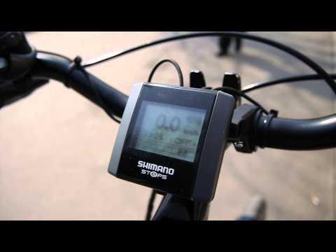 Shimano Steps im E-Bike Falter E 8.8