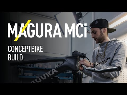 CONCEPT BIKE BUILD - MAGURA Cockpit Integration (MCi) - Cross-Country Hardtail