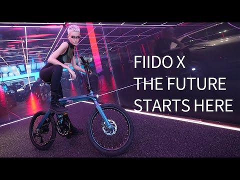 Fiido X: The Future Starts Here