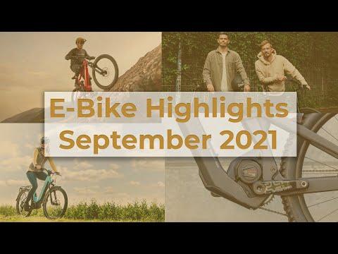 Neuer Yamaha Antrieb und frische E-Bikes für den Herbst: Die E-Bike Highlights im September