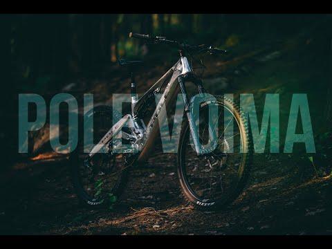 Pole Voima - a new e-bike