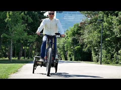 Gleam Cargo eBikes - Become the new superhero of urban mobility