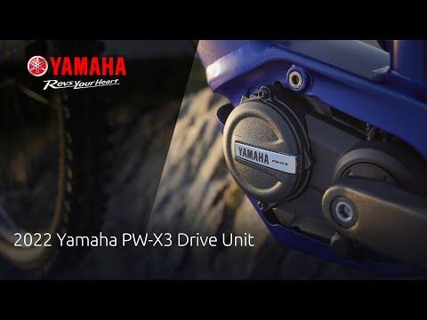 2022 Yamaha PW-X3 Drive Unit