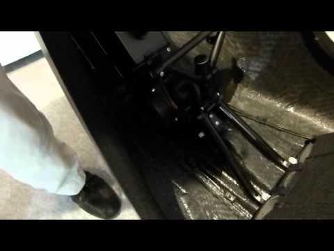 Flevobike Orca-Trike mit Elektroantrieb