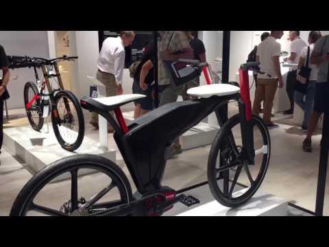 Brose Vision Bike Autonome Pedelec Studie Premiere