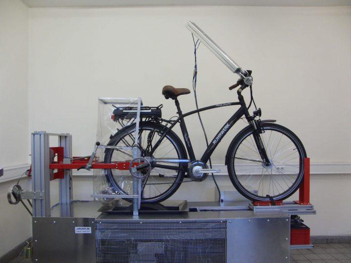stiftung warentest stellt sich e bike branche ebike. Black Bedroom Furniture Sets. Home Design Ideas