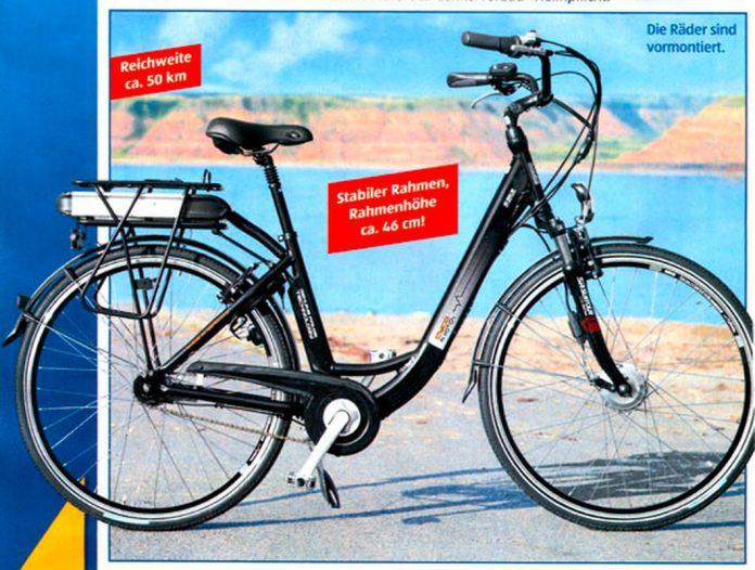 aldi e bike 2014 wo bleibt das g nstige elektrofahrrad. Black Bedroom Furniture Sets. Home Design Ideas