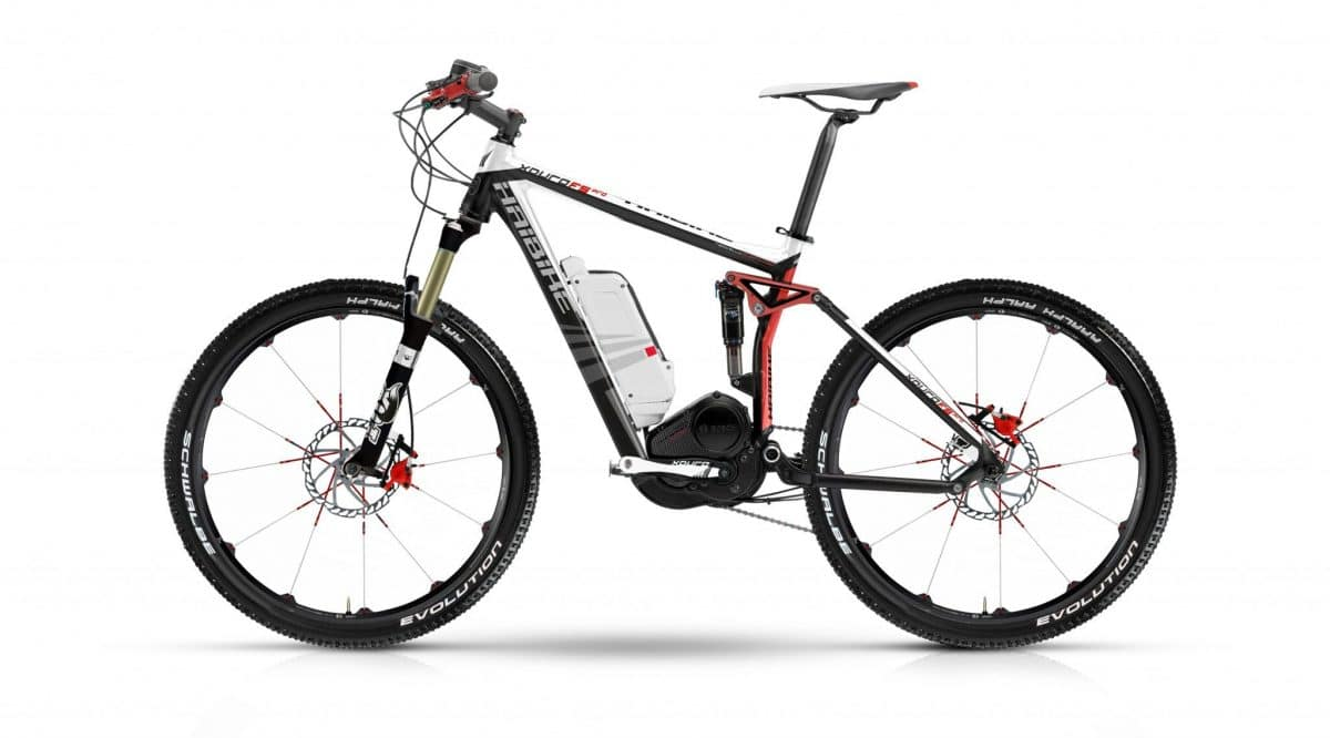 haibike erweitert e montainbike angebot mehr modelle neues design und ein s pedelec ebike. Black Bedroom Furniture Sets. Home Design Ideas