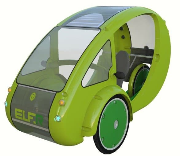the elf kombination aus solar peledec und auto. Black Bedroom Furniture Sets. Home Design Ideas