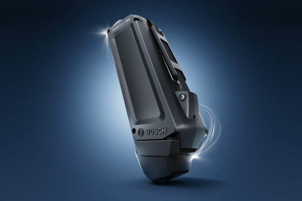 Neuer e-Bike Akku Bosch Power Pack 400/ Foto: Bosch