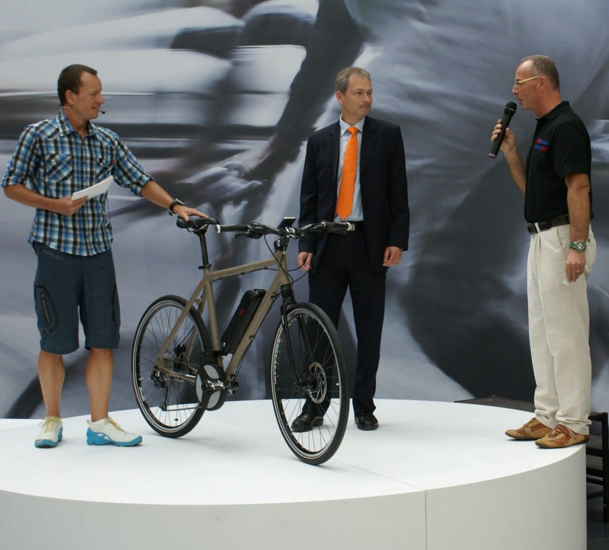 das aeg ebike antriebssystem bei der eurobike. Black Bedroom Furniture Sets. Home Design Ideas