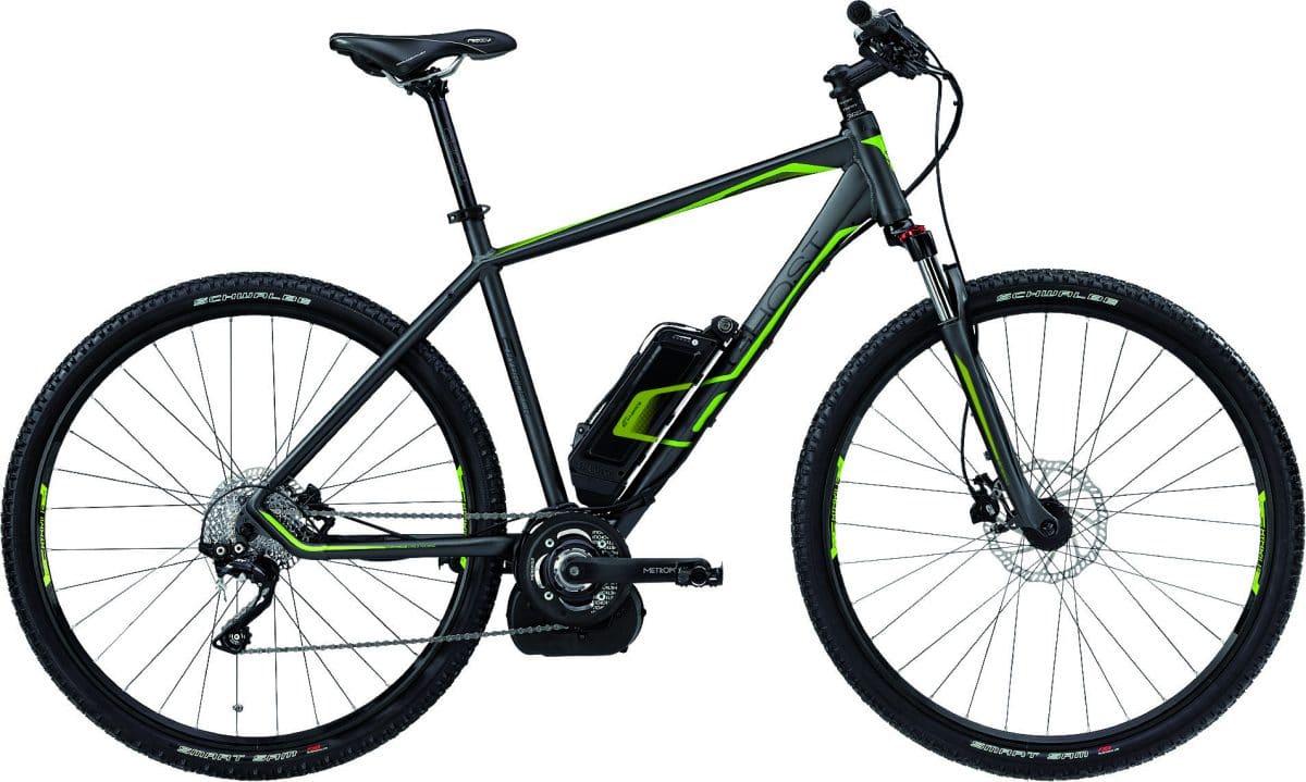 neuheiten 2013 e bikes von ghost mit bosch motor neue e. Black Bedroom Furniture Sets. Home Design Ideas