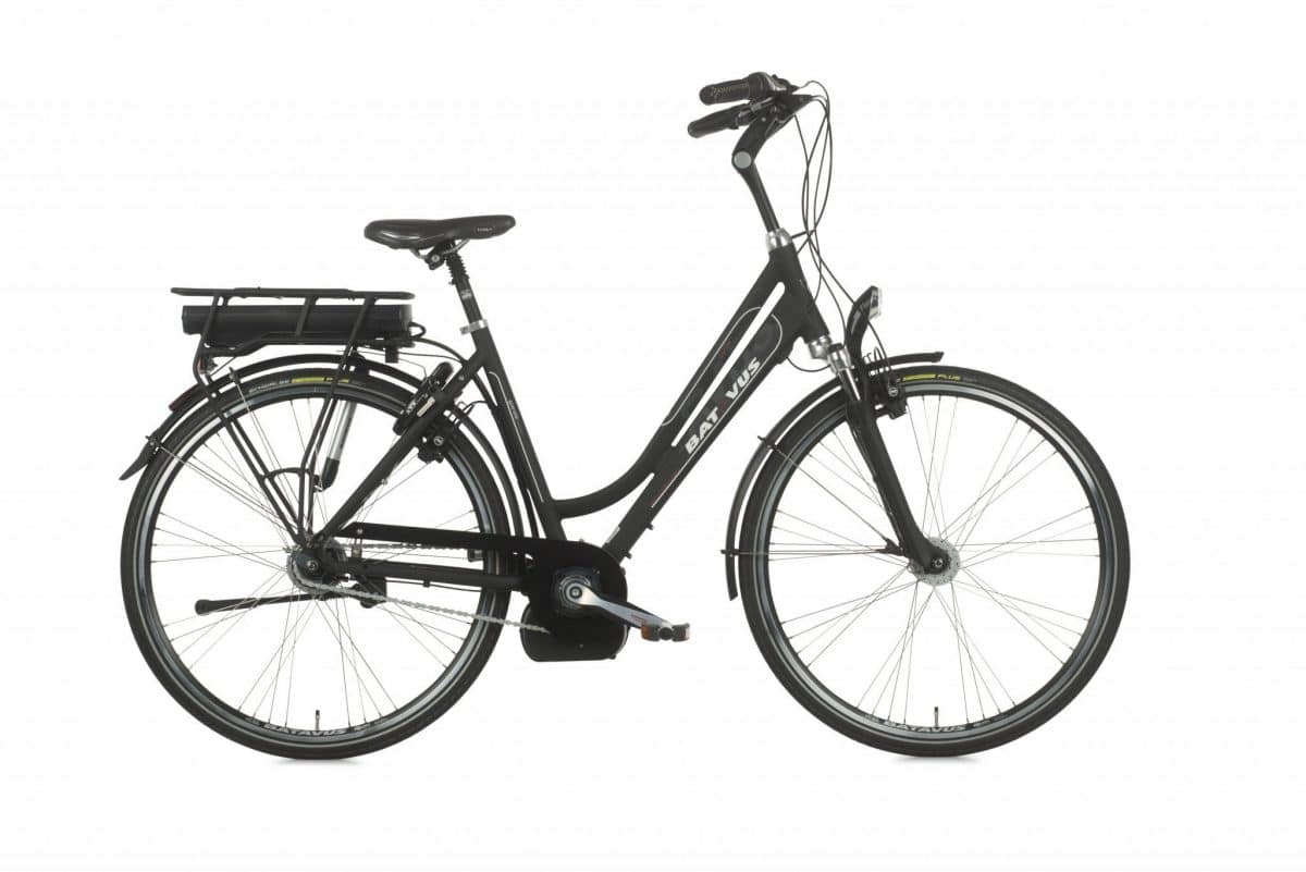 e bikes von batavus f r 2013 mit bosch antrieb ion. Black Bedroom Furniture Sets. Home Design Ideas