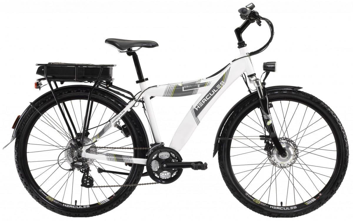 e bike highlights von hercules 2013 pedelecs mit bosch. Black Bedroom Furniture Sets. Home Design Ideas