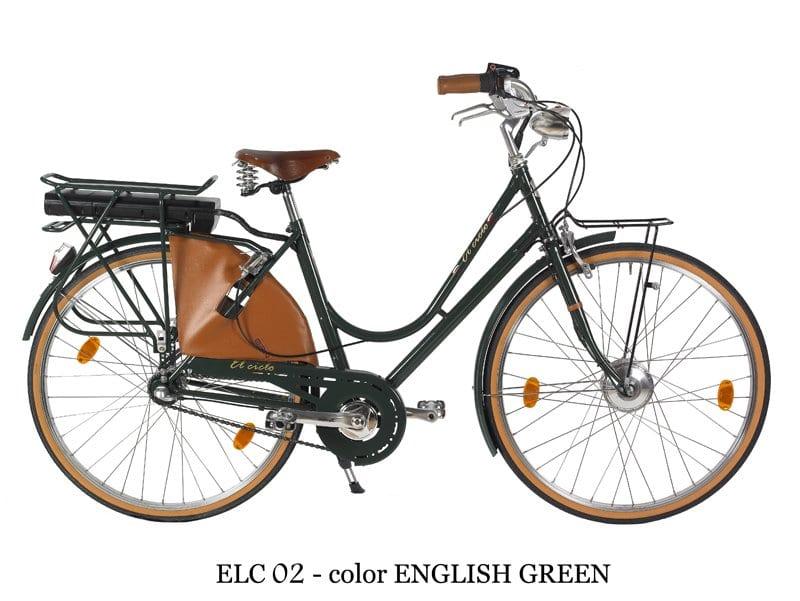 italienische ebikes im vintagelook el ciclo mit citybikes lastenr dern und tandem ebike. Black Bedroom Furniture Sets. Home Design Ideas