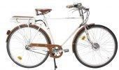 El ciclo DUCALE LUXURY Herren - cream-tobacco / Foto: El ciclo