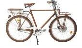 El ciclo MONDINA LUXURY Herren - tobacco-cream / Foto: El ciclo