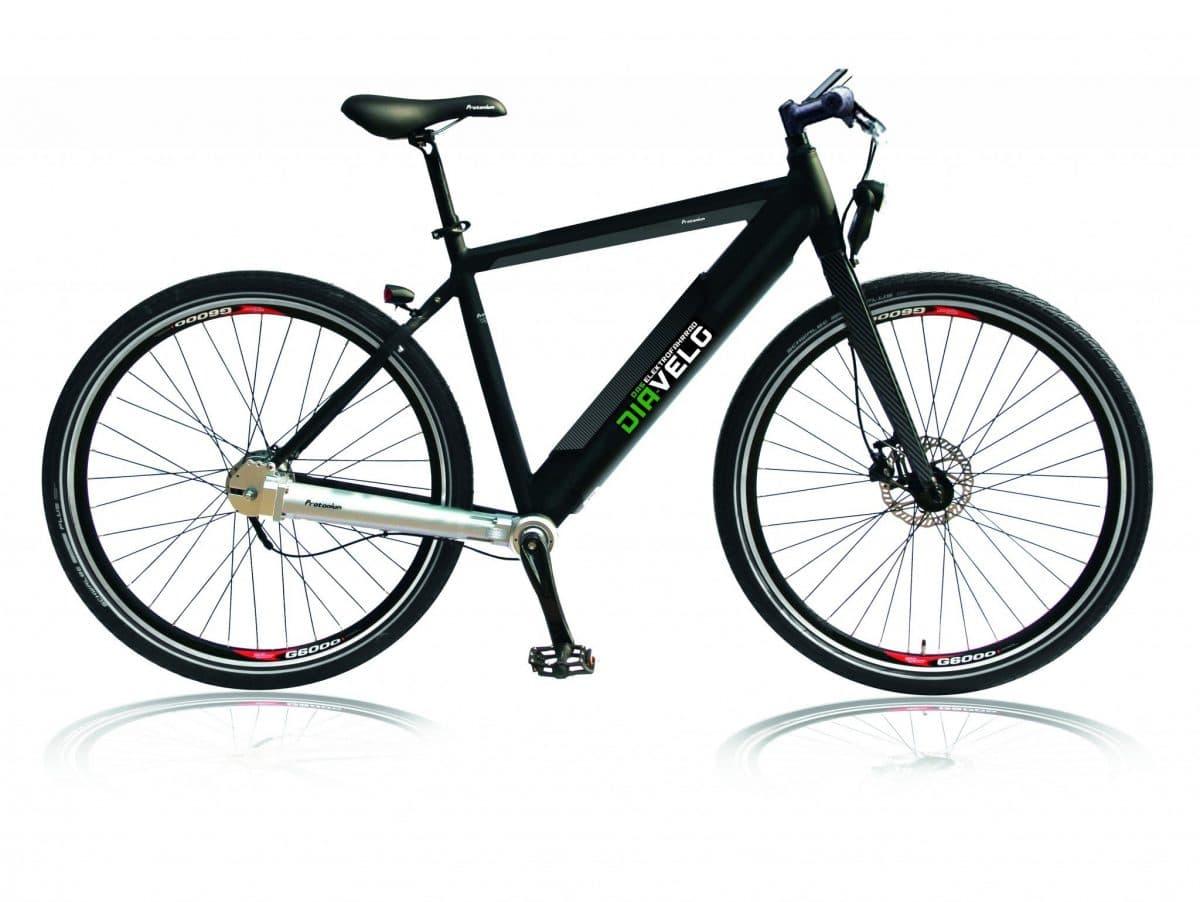 weltneuheiten von dia velo 2013 s pedelec au2bahn und e bike mit kardanantrieb ebike. Black Bedroom Furniture Sets. Home Design Ideas