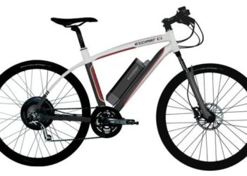 E-Bike mit Darfon-Antrieb