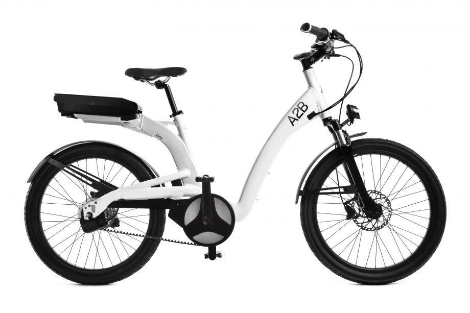 a2b mit neuen e bikes und aeg antrieb im a2b entz ebike. Black Bedroom Furniture Sets. Home Design Ideas