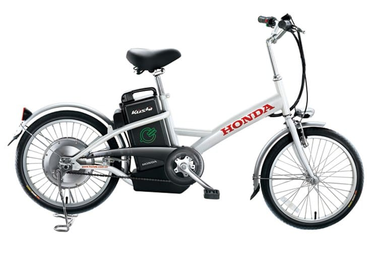Honda kushi g nstiges e bike kommt nach europa ebike for Honda battery cost