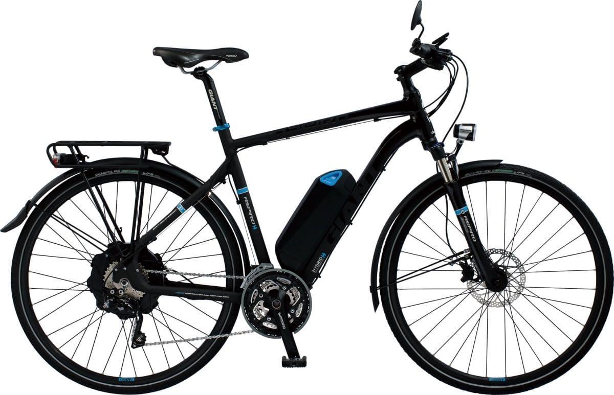 giant e bikes 2014 weitere neuheiten mit neuem heckmotor