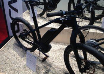 Grace MX2 Urban mit Bosch  Performance Line-Antrieb