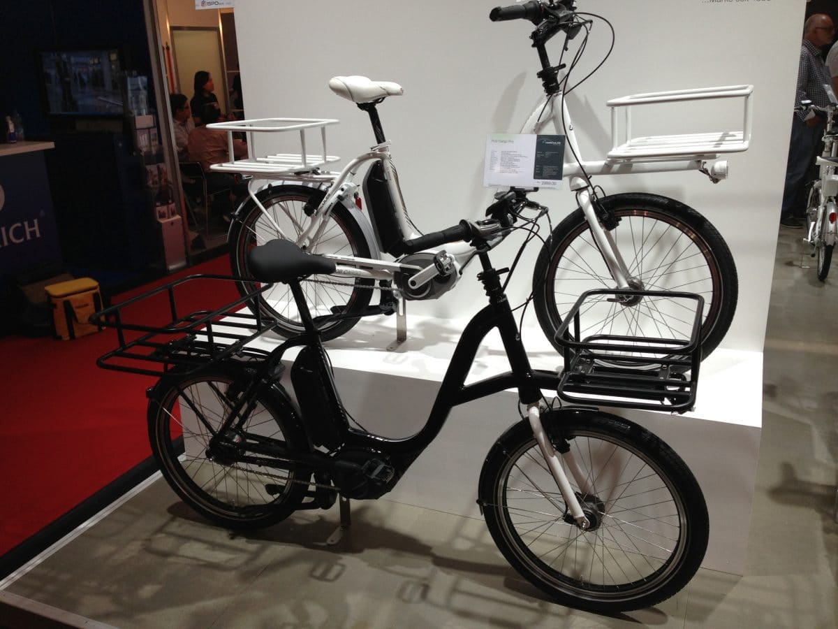 hercules stellt lasten e bikes rob cargo und rob cargo pro. Black Bedroom Furniture Sets. Home Design Ideas
