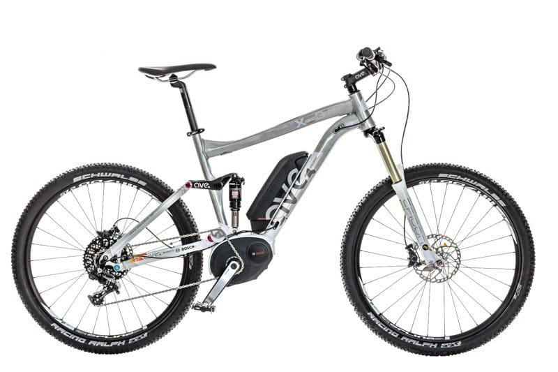 ave. hybrid bike XH7 / Foto: ave.