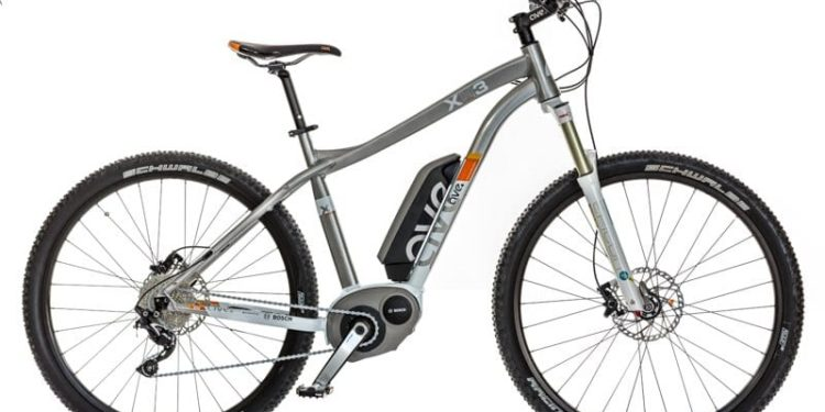 ave. hybrid bike XH3 / Foto: ave.