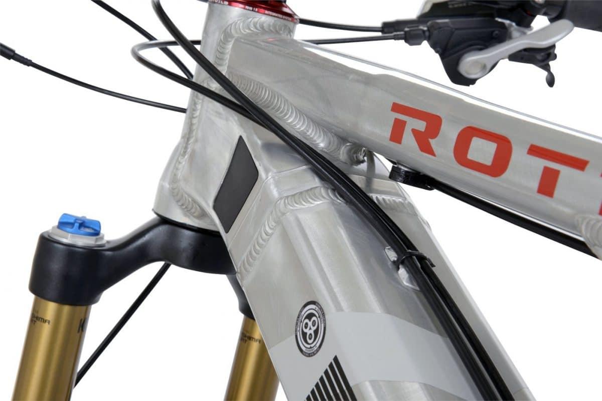 Rotwild P1 - hohe Integration / Foto: Rotwild