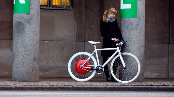 Copenhagen Wheel - Superpedestrian