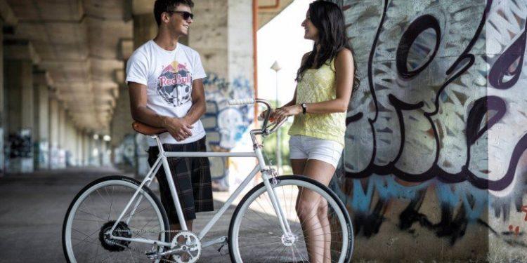ZeHus bike+ in der Stadt / Quelle: ZeHus