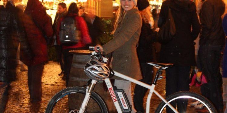 E-Bike auch im Winter fahren / Foto: Bosch