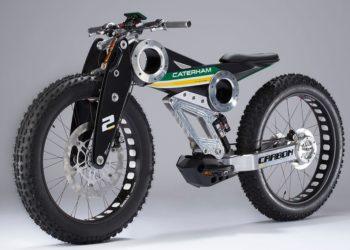 Caterham Karbon E-Bike / Foto: Caterham