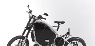 e bike erockit geht in serie ebike. Black Bedroom Furniture Sets. Home Design Ideas