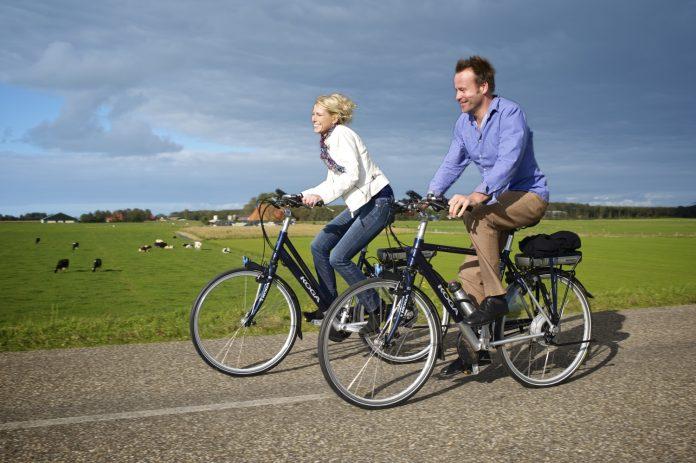 niederlande 16 prozent mehr e bikes ebike. Black Bedroom Furniture Sets. Home Design Ideas