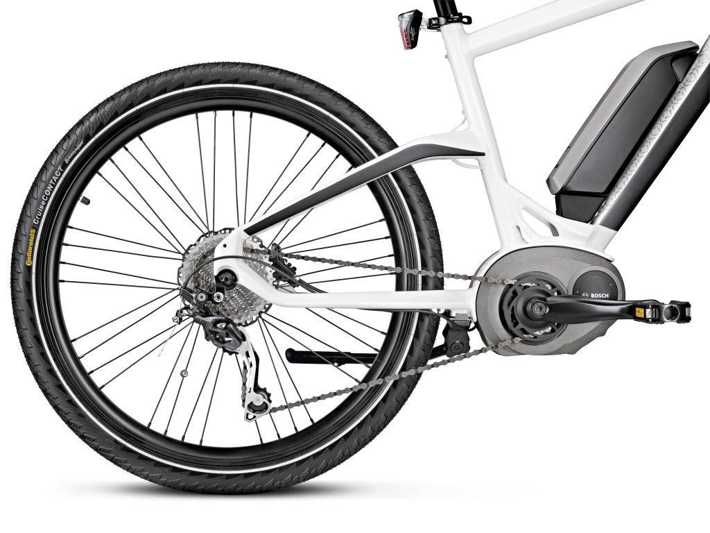 Bosch-Motor im BMW e-Bike Cruise 2014 / Foto: Bosch